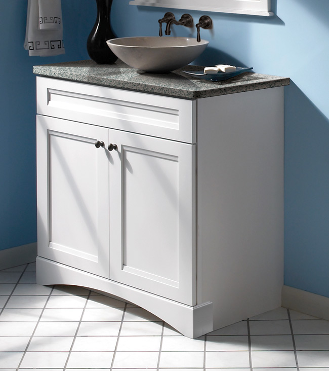 Bathroom ideas bathroom design bathroom vanities for Kitchen and bathroom cabinets