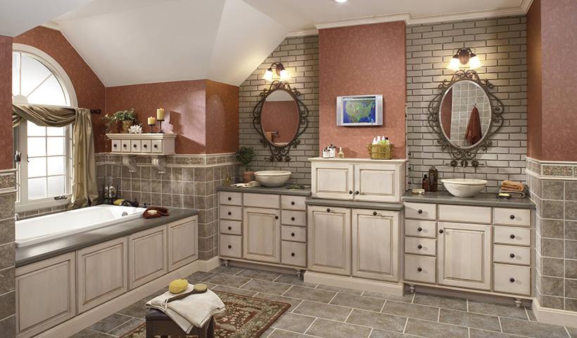 Merillat Maple Kitchen Cabinets