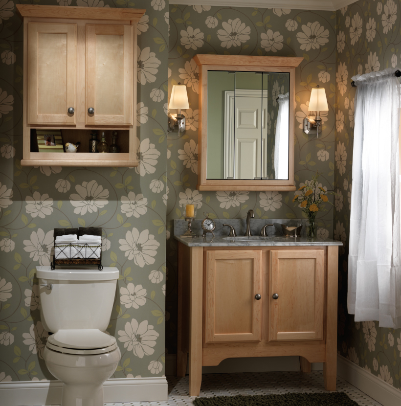 Bathroom ideas bathroom design bathroom vanities for Spring bathrooms