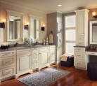 Kraftmaid Luxurious Master Bathroom