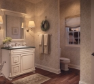 Kraftmaid Tradtional Bathroom