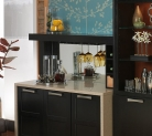 Merillat Masterpiece Breland in Oak Onyx
