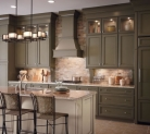 Kraftmaid Customized Kitchen Panels