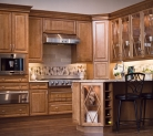 Kraftmaid Praline Maple Kitchen Cabinets