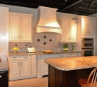 Greensboro Showroom Kitchen