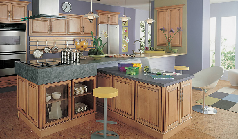 Kitchen remodeling and kitchen design greensboro nc for Merillat cabinets