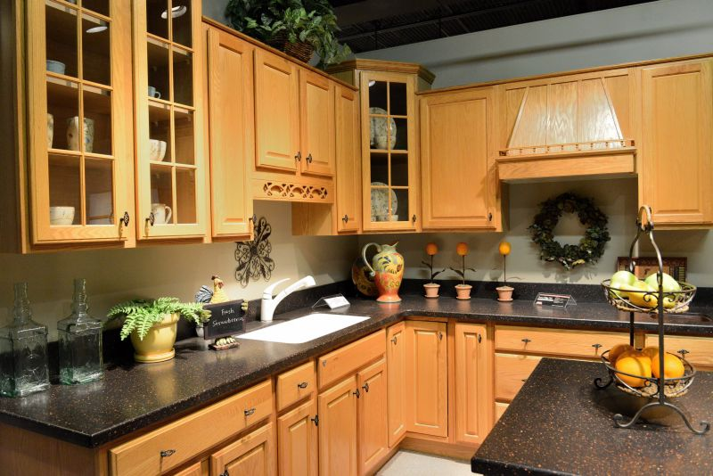 Kitchen Showroom in Greensboro NC and Winston-Salem NC