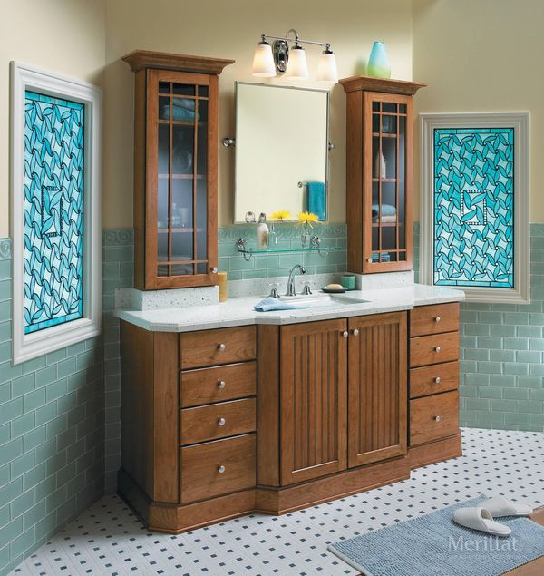 Merillat classic carolina kitchen bath for Merillat kitchen cabinets