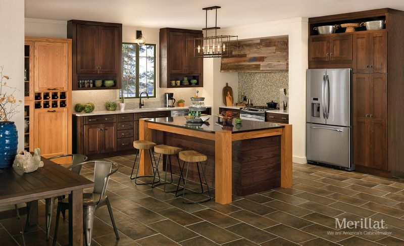 Merillat Classic Kitchen Cabinets | Carolina Kitchen and Bath