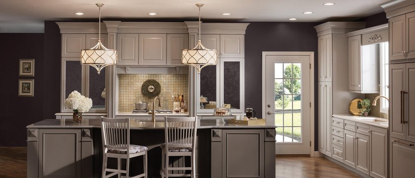 Merillat Masterpiece Kitchen Cabinets | Carolina Kitchen & Bath