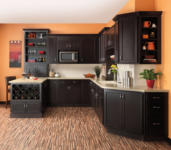 Merillat Basics Kitchen Cabinets