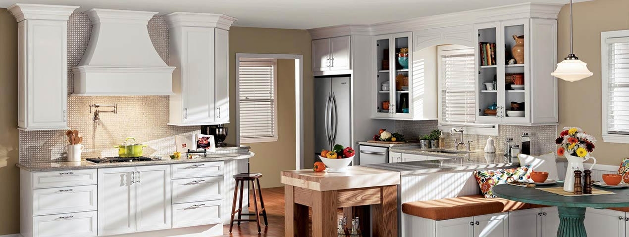 Brilliant  Cabinets In Your Kitchen And Bathroom Our North Carolina Clients Love