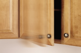 softaction-doors, soft-close, soft close, doors, feature, Merillat, cabinets, Merillat Cabinets, Cabinetry
