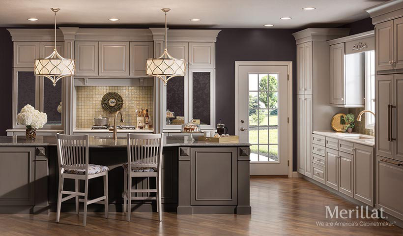Cabinet Finish Possibilities Using Neutrals