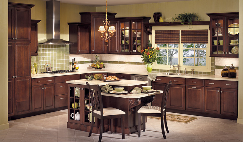 Kitchen Ideas | Kitchen Design | Kitchen Cabinets