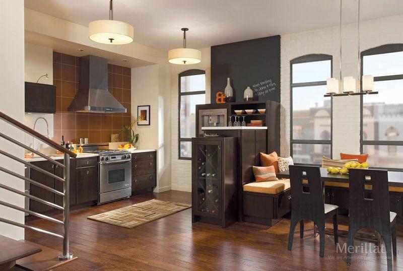 Merillat Classic Kitchen Cabinets | Carolina Kitchen and Bath