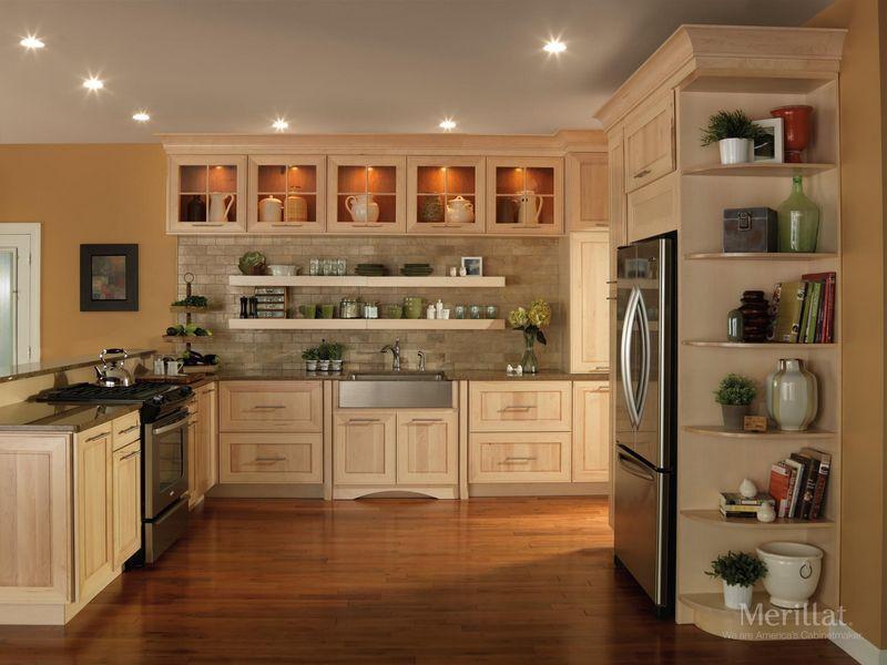 Merillat Masterpiece Kitchen Cabinets | Carolina Kitchen ...